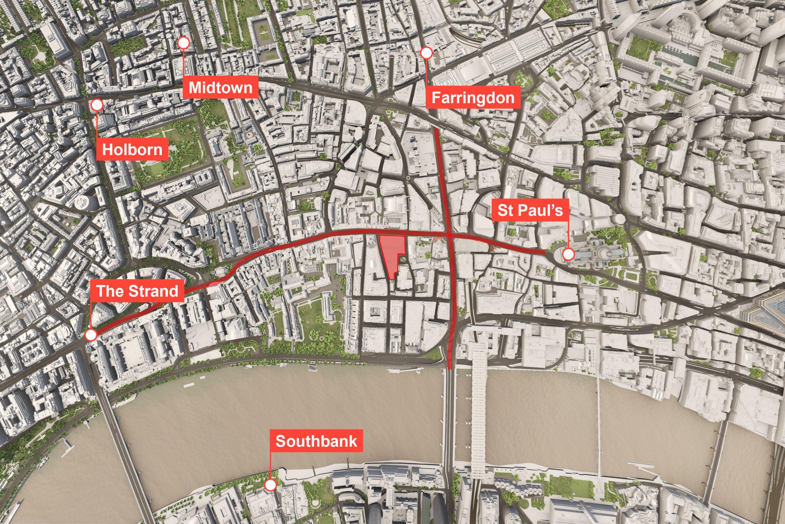 Fleet Street location